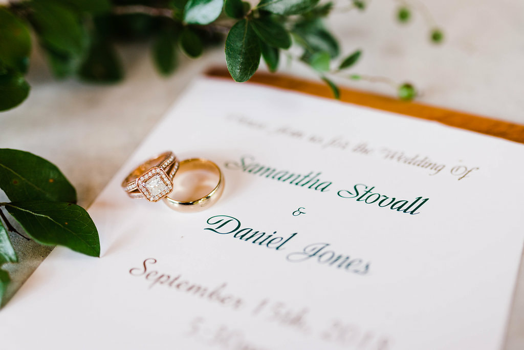 Wedding details, Camille Wilson Photography